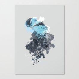 Damla Canvas Print