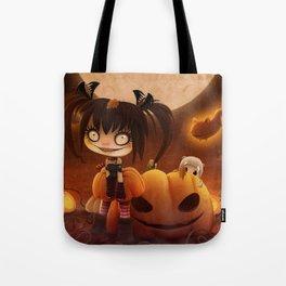 Halloween Hysteria Tote Bag