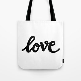 Love Tote Bag