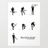 bastille Art Prints featuring BASTILLE by 22marry22