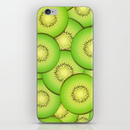 Kiwi Crazy iPhone Skin