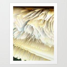 shaggy Art Print