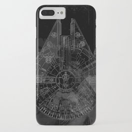 Millenium Space Ship iPhone Case