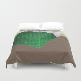 Bed Song Duvet Cover