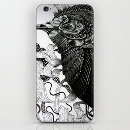 BNM // Black Naped Monarch iPhone Skin