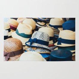Hats! Rug