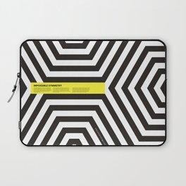 Impossible Symmetry - Cebra Laptop Sleeve