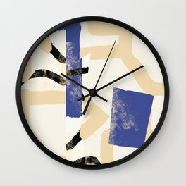 """Lavender"" Wall Clock"