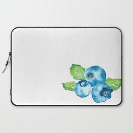 Watercolour Blueberry Laptop Sleeve