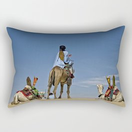 Three Wise Men - Africa Rectangular Pillow