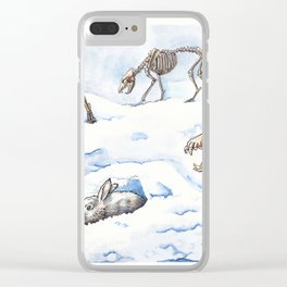 Acecho Clear iPhone Case