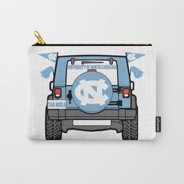 UNC Jeep Carry-All Pouch