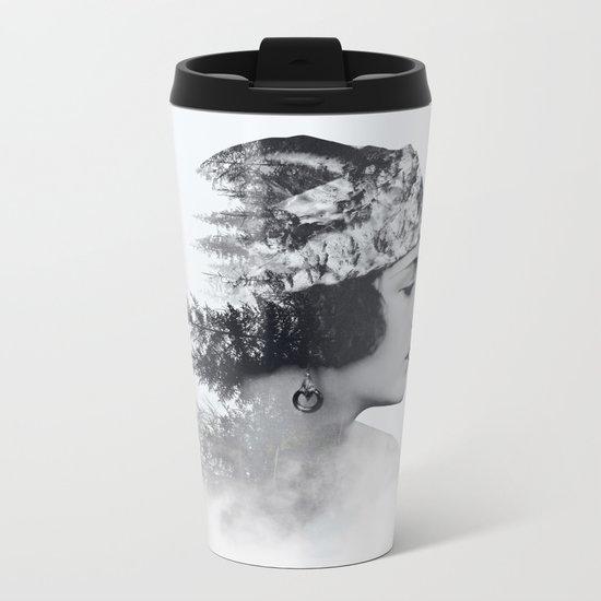 about today Metal Travel Mug