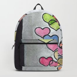 Periscope Hearts Backpack