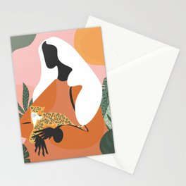 OMA-61 Mother nature 1 Stationery Cards