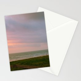 Ethereal South Padre Island Sunrise  Stationery Cards