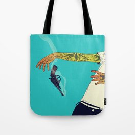 Roulette Tote Bag