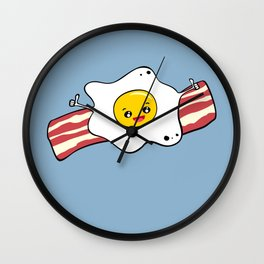 Egg 'n' Bacon Wall Clock