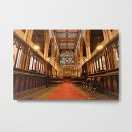 Holy Trinity Church Hull Metal Print