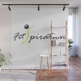 Fitspiration Wall Mural