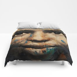 The Human Race 6 Comforters
