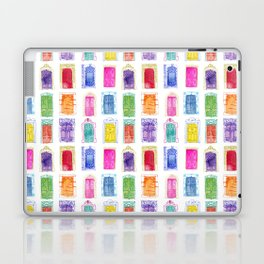 Doors of the World Laptop & iPad Skin