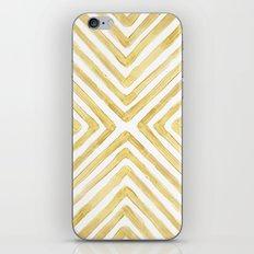 Gilded Bars iPhone Skin