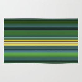 The Yellow Line Rug