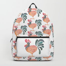 Portuguese Rooster Backpack