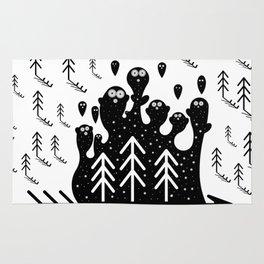 Forest Spirit Rug