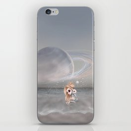 How did I get here, how can I go home. iPhone Skin