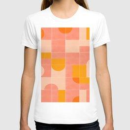 Retro Tiles 03 #society6 #pattern T-shirt