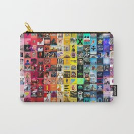 Music Collage Carry-All Pouch