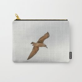 Seagull bird flying Carry-All Pouch