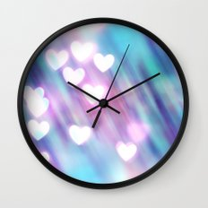 Your Love is Sweet Like Candy Wall Clock