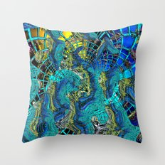 Fortitude Throw Pillow