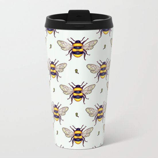honey guards Metal Travel Mug