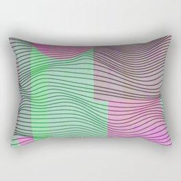 GeoArt Rectangular Pillow