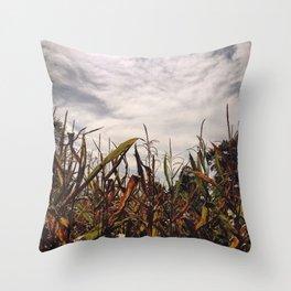Children of The Corn Throw Pillow