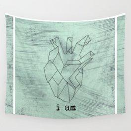 Sylvia Plath I Am Wall Tapestry
