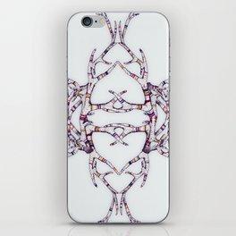 Mask-lers iPhone Skin
