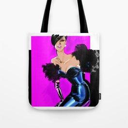 Glamour Goddess Tote Bag