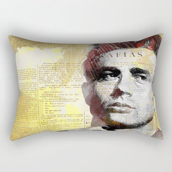 James D. Rectangular Pillow
