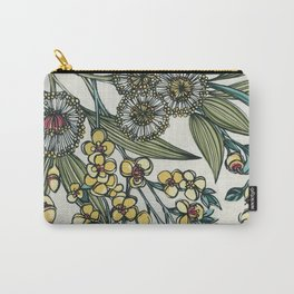 Australian Native Floral Carry-All Pouch