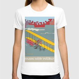 Wilbur and Orville Wright, 1903 (c) T-shirt