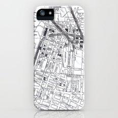 Map Slim Case iPhone (5, 5s)