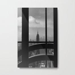 New York State of Mind III Metal Print