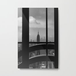 New York State of Mind III Metal Print