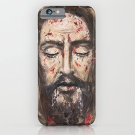 The Veil of Veronica iPhone Case