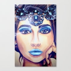 Neptune - by Ashley-Rose Standish Canvas Print